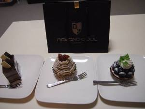 ケーキ,ダウン症,ブルーフォンセ,誕生日