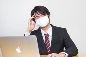 ダウン症,ブログ,インフルエンザ,風邪
