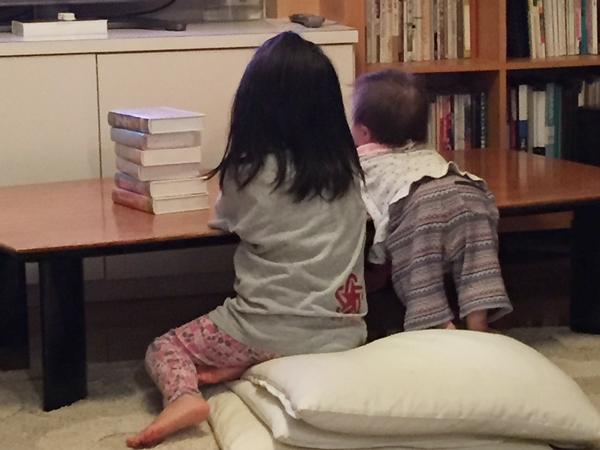 仲良し,きょうだい児,お姉ちゃん,弟,兄弟,寝相,ダウン症,ブログ