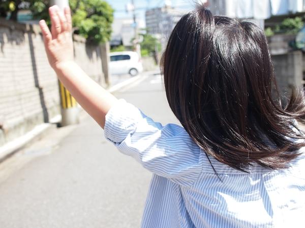 ショートボブ,夏,バッサリ,散髪,5歳,女の子,夏,ダウン症,ブログ