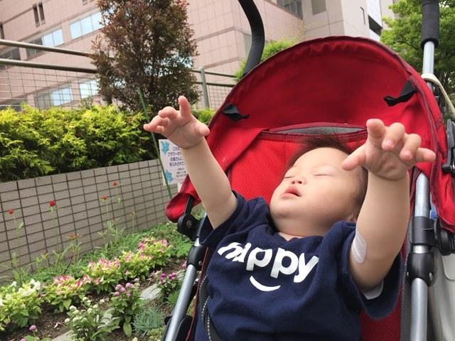 九州大学病院,常連,成長曲線,ダウン症,ブログ,嫌がる