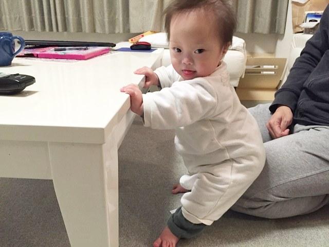 2歳,ダウン症,成長記録,健常者,比較,ブログ