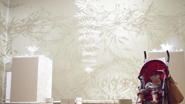 魔法の美術館,福岡アジア美術館,寝てる,ハイテンション,ダウン症,ブログ