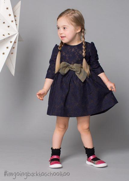 4歳,ダウン症,モデル,靴,新学期,ファッション,Back to school,ブログ