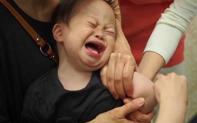 インフルエンザ,予防接種,ダウン症,本能,ブログ
