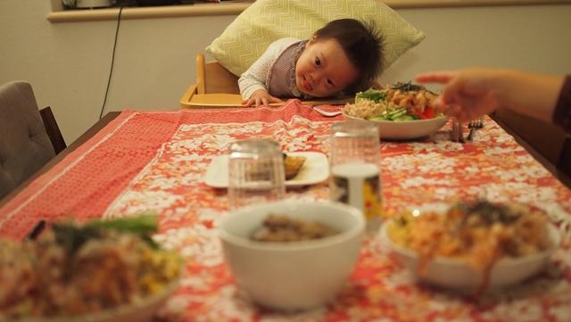 パパ飯,サラダうどん,感謝,ダウン症,ブログ,レシピ