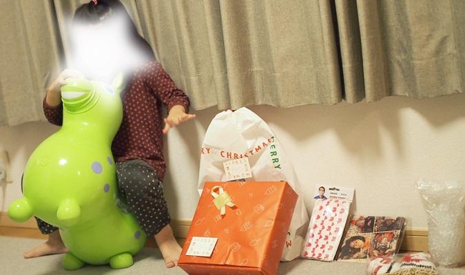 2015,クリスマス,プレゼント,ダウン症
