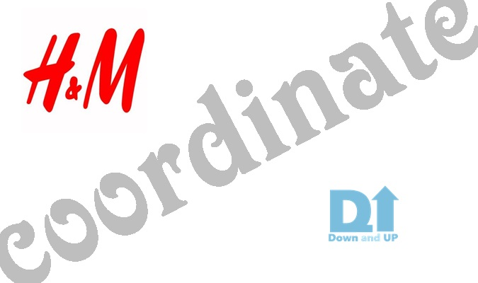 H&M,コーディナート,クーポン,500円,ダウン症,ブログ