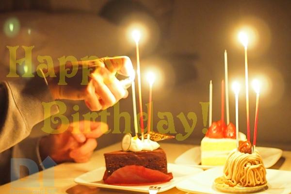 Birthday,誕生日,36歳,アップ君,パパ,ダウン症,ブログ