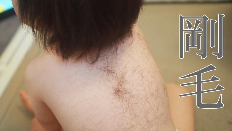 断髪式,アップ君,ダウン症,ブログ,スキばさみ,バッサリ,ロン毛