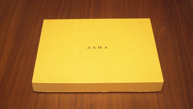 ZARAの通販